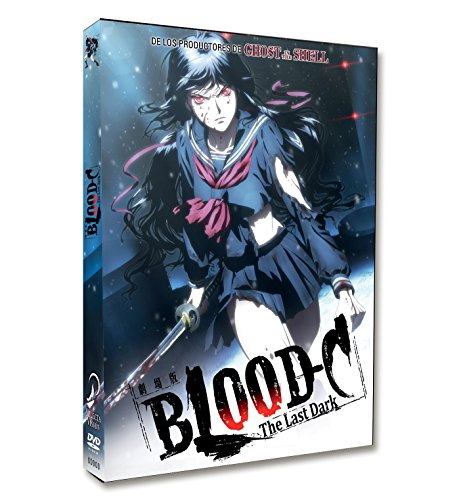 Blood C The Last Dark [DVD]