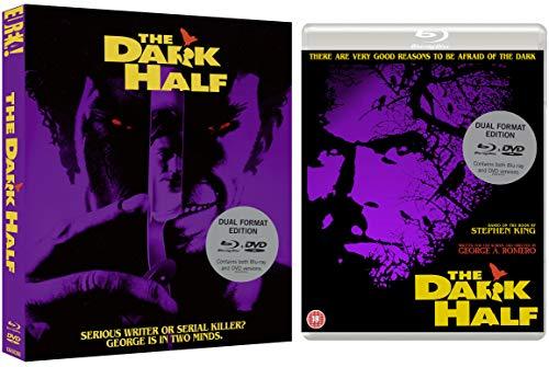 The Dark Half (1993) (Eureka Classics) Dual Format (Blu-ray & DVD) edition [Reino Unido] [Blu-ray]