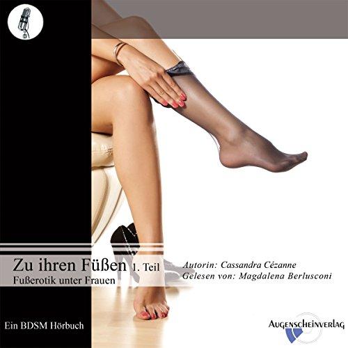 Fußerotik unter Frauen Titelbild