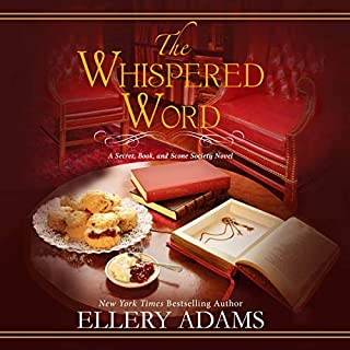 The Whispered Word audiobook cover art