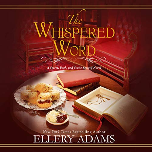 Couverture de The Whispered Word