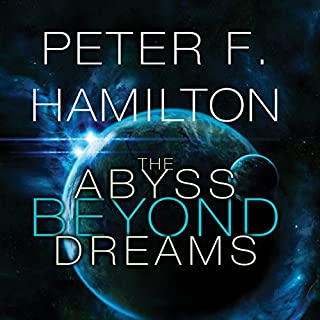 The Abyss Beyond Dreams     Chronicle of the Fallers, Book 1              Auteur(s):                                                                                                                                 Peter F. Hamilton                               Narrateur(s):                                                                                                                                 John Lee                      Durée: 22 h et 28 min     18 évaluations     Au global 4,6