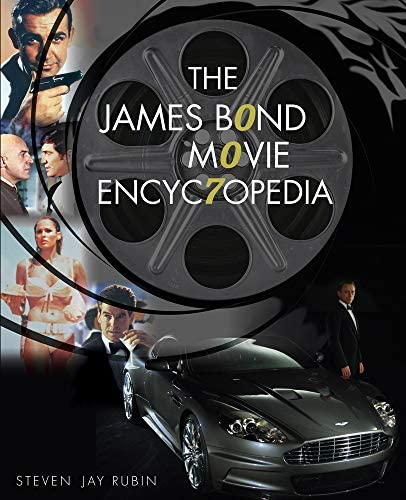The James Bond Movie Encyclopedia product image