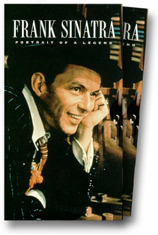 Frank Sinatra: Portrait of a Legend [VHS]