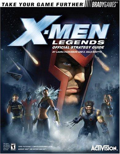 X-Men™ Legends Official Strategy Guide