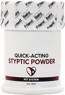 ペット止血 痛み止め 犬と猫の抗炎症 鎮痛剤 止血パウダー 犬用止血 外傷 猫/犬/鳥用 Styptic Powder