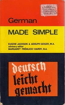 German Made Simple 0385001290 Book Cover
