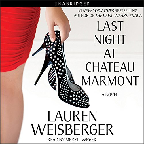 Last Night at Chateau Marmont cover art