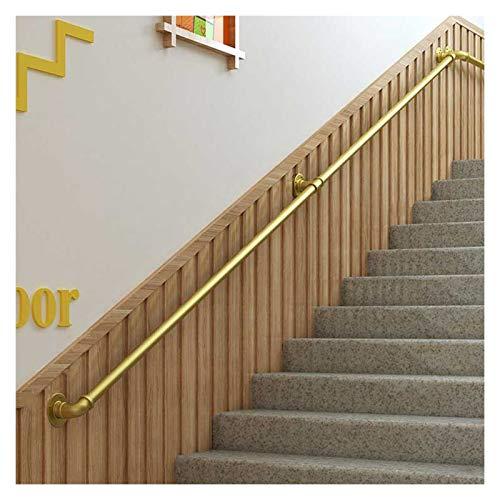 Corte de aseo al aire libre para pasos, Moderno Kit de soporte de barandilla de barandilla de la barandilla de la barandilla de la barandilla de seguridad - Titular de la pared. ( Size : 7ft/210cm )