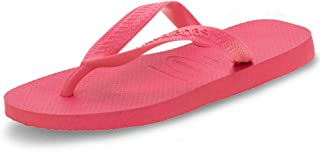 Havaianas Unisex Adults' HAV Top Pink Porcelain Flip-Flop, Blue (Marine Blue)