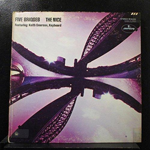 The Nice: Five Bridges LP VG+/NM USA Mercury SR-61295