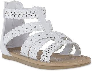 791929228479 WonderKids Toddler Girls Hera Gladiator Sandal