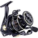 PLUSINNO Fishing Reel, 9 +1BB Spinning Reel
