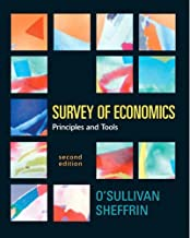 Online Course Pack: Survey of Economics: Principles & Tools with CourseCompass Access Card