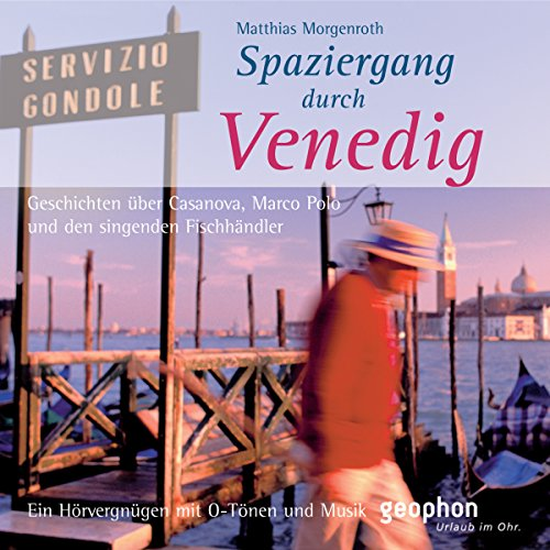 Spaziergang durch Venedig audiobook cover art