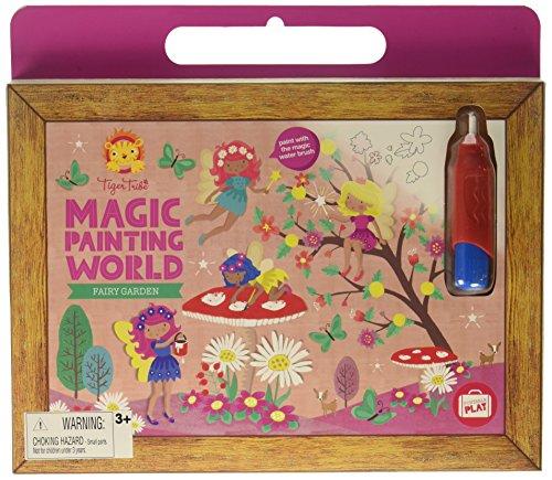 Magic Painting Fairy Garden