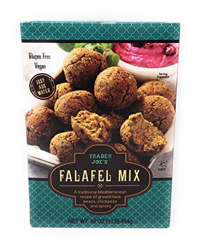 Trader Joe's Gluten Free Falafel Mix 16 Ounces