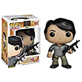 KYYT Pop! Television: Walking Dead-Prisin Glenn Rhee Vinyl Bobblehead 3.9'' for Funko...