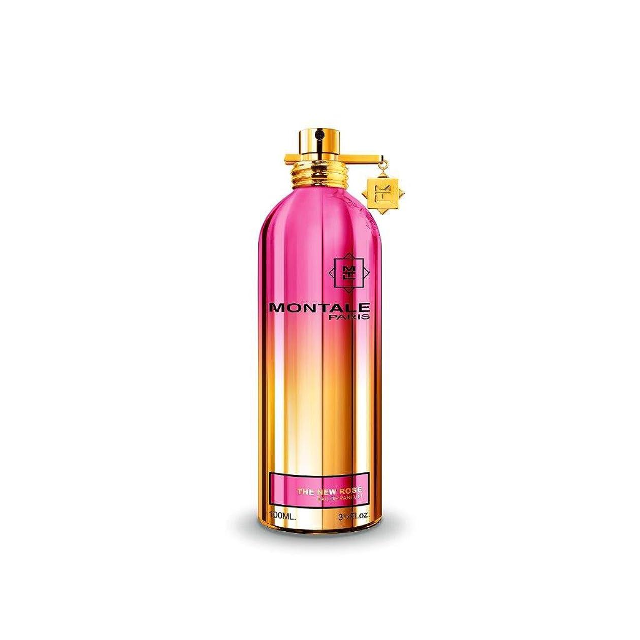 デコードする脅迫マーティンルーサーキングジュニアモンタル The New Rose Eau De Parfum Spray 100ml/3.4oz並行輸入品