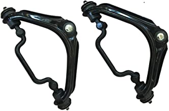 BRTEC K620224 K620225 Front Upper Control Arms w/Ball Joint for 2002-2005 Ford Explorer 2003-2005 Lincoln Aviator 2002-2005 Mercury Mountaineer Both Driver and Passenger Side Front Suspension