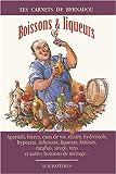 Boissons & liqueurs de ménage