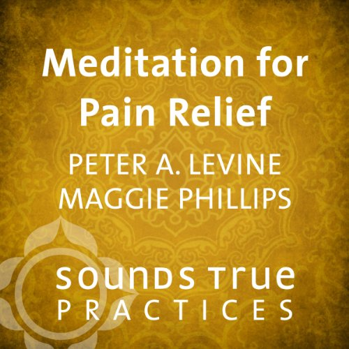 Meditation for Pain Relief cover art