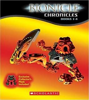 Bionicle Chronicles: Boxed Set #1-4 + Mask
