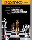 Connect 1-Semester Access Card for Essentials of Strategic Management