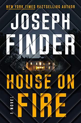Image of House on Fire: A Novel (A Nick Heller Novel)