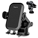 Beagren 2021 Wireless Car Charger, 15W Qi Fast Charging Auto-Clamping Phone Car Holder Compatible for iPhone 12/Max/Xs Max/XR/X/8Plus Samsung S20/S10/Note10