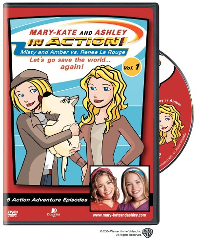 Mary-Kate & Ashley in Action (Volume 1)