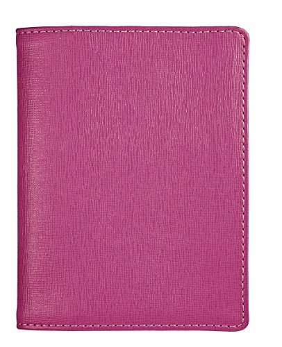 Filofax 852003 First Edition Notizbuch Cover Pocket, magenta
