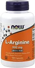 Best now l arginine 500 mg 100 capsules Reviews