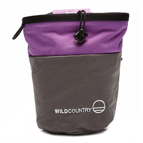 Wildcountry Petit Bloc Chalk Bag Violet