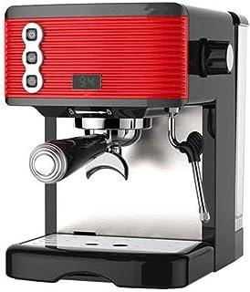 MJYDQ Ménage Semi-Automatique Machine à café Expresso Vapeur Machine à café Commercial