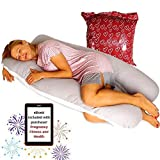 Pillow Capital Full Body Pregnancy Pillow – U Shaped Surgery...