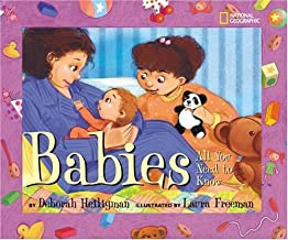 Babies: All You Need to Know (Jump Into Science)