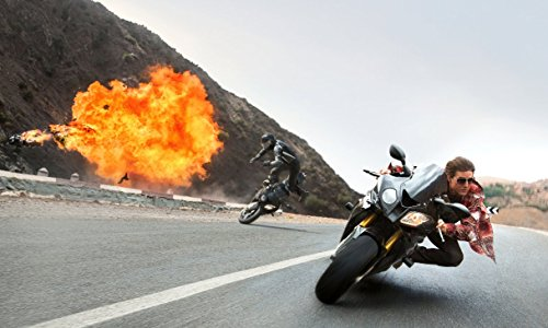 Mission: Impossible - Rogue Nation [DVD]