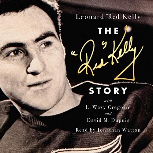 The Red Kelly Story cover art