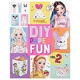 Depesche- DIY Paper Fun, Top Model, Aprox. 21,5 x 27,5 x 1 cm. (10956)