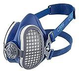 GVS-Filtertechnologie SPR299 Elipse P3 Staub Halbmasken Atemschutzgerät mit austauschbarer und wiederverwendbarer Filter, mittel