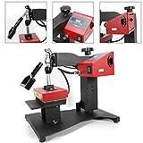 BTdahong - Prensa de Calor Digital para 6 bolígrafos (sublimación de la máquina de prensado en Caliente)
