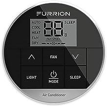 Furrion Single Zone Premium Wall Thermostat, Black