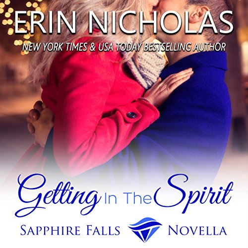 Getting in the Spirit audiobook cover art