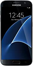 Samsung Galaxy S7 32GB GSM Unlocked Smartphone for GSM Carriers - Black (Renewed)
