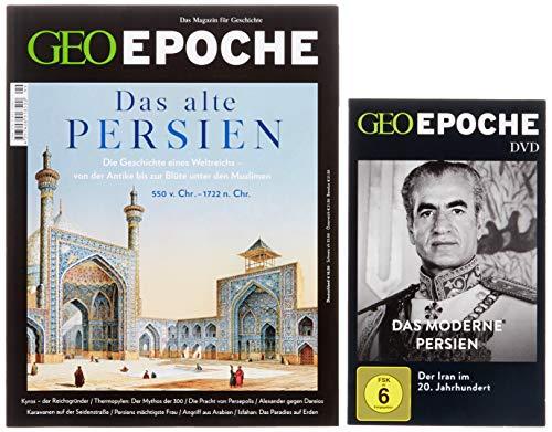 GEO Epoche (mit DVD) / GEO Epoche mit DVD 99/2019 - Das alte Persien: DVD: Iran – Der Wille zur Großmacht 1905-2009