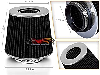 2 inch cone air filter