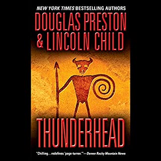 Thunderhead audiobook cover art