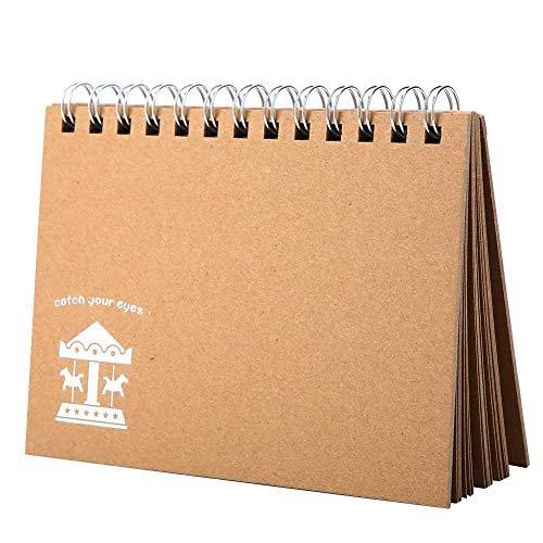 Foto Alubum voor Instax Square SQ10 Mini 3inch filmfoto, of DIY plakboek Fotoalbum voor bruiloft gastenboek of verjaardag Baby Family Memory, perfect cadeau voor uw familie en vrienden(geel)