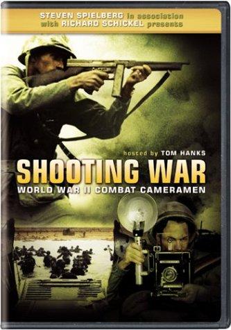 Shooting War – World War II Combat Cameramen